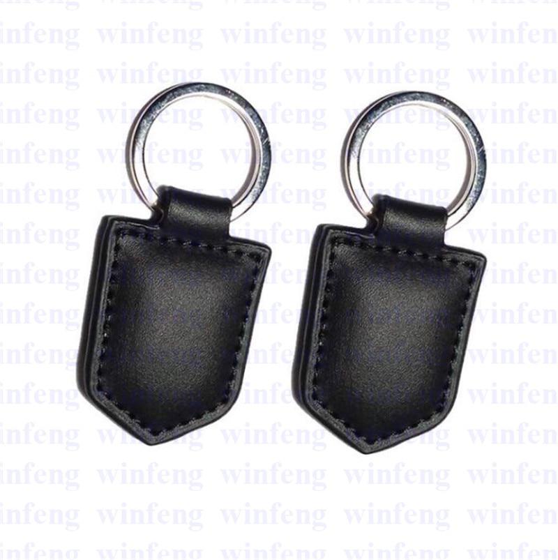 125khz Rfid Key Tag Waterproof Genuine Leather TK4100 Rfid Keyfob for Hotel Door Lock Access Control 500pcs/lot 1000pcs long range rfid plastic seal tag alien h3 used for waste bin management and gas jar management