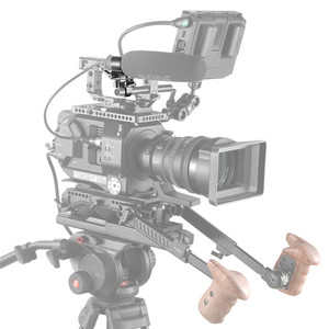 Image 2 - كاميرا صغيرة الحجم بمشبك لحامل الميكروفون العالمي DSLR لمشبك تثبيت المسدس والميكروفون 1993