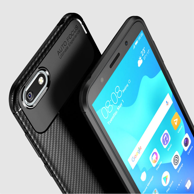 <font><b>case</b></font> on honor 7a dua-l22 cover for <font><b>huawei</b></font> y5 prime <font><b>2018</b></font> coque soft silicone tpu 360 protective phone shockproof waterproof 5.45 image