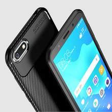 case on honor 7a dua-l22 cover for huawei y5 prime 2018 coque soft silicone tpu 360 protective phone shockproof waterproof 5.45