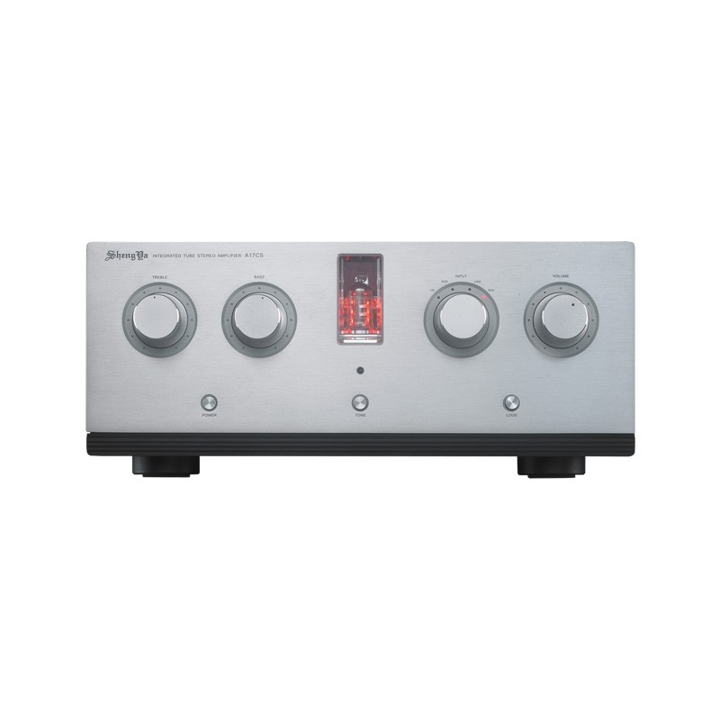 Shengya A17CS Power Amplifier HIFI Fever Combined Amplifier Tube Transistor Hybrid Amp cs fever class with power amplifier f1 reference acoustics fm300a fm 80w 2