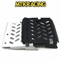 MTKRACING Aluminum alloy Motorcycle Accessories Skid Plate Engine Guard Chassis Protection Cover For Honda X ADV XADV 2017 2019