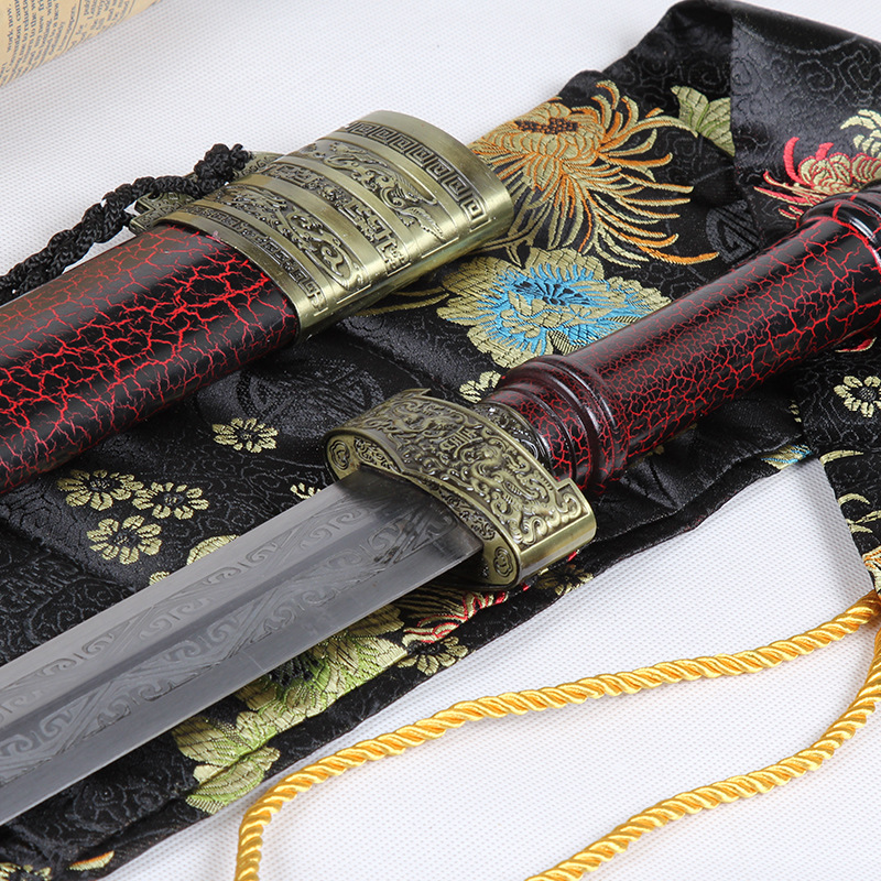 Traditional Pattern Steel Sword 4
