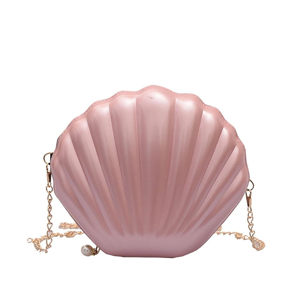 Women Wild Fashion Shell Bag Chain Shoulder Bag Designer Bags Famous Brand Women Bags 2019 bolsa femininaWomen Wild Fashion Shell Bag Chain Shoulder Bag Designer Bags Famous Brand Women Bags 2019 bolsa feminina