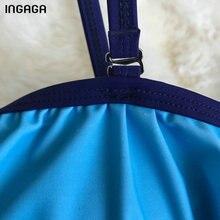 Two-Piece Tankini Swimwear