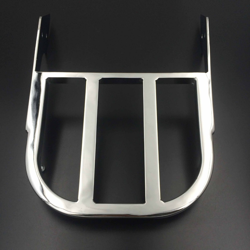 Motorcycle Chrome Sissy Bar Luggage Rack For 2002-2006 Honda VTX 1300C /2002-2011 Honda VTX 1800C /2005-2011 Honda VTX 1800F neo chrome rear lower control arm lca for honda civic 2001 2005 e2c