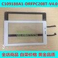 DRFPC208T nueva Fly FlyLife Conectar 7 3G de Pantalla táctil Digitalizador del Sensor de Cristal C109188A1 DRFPC208T-V4.0