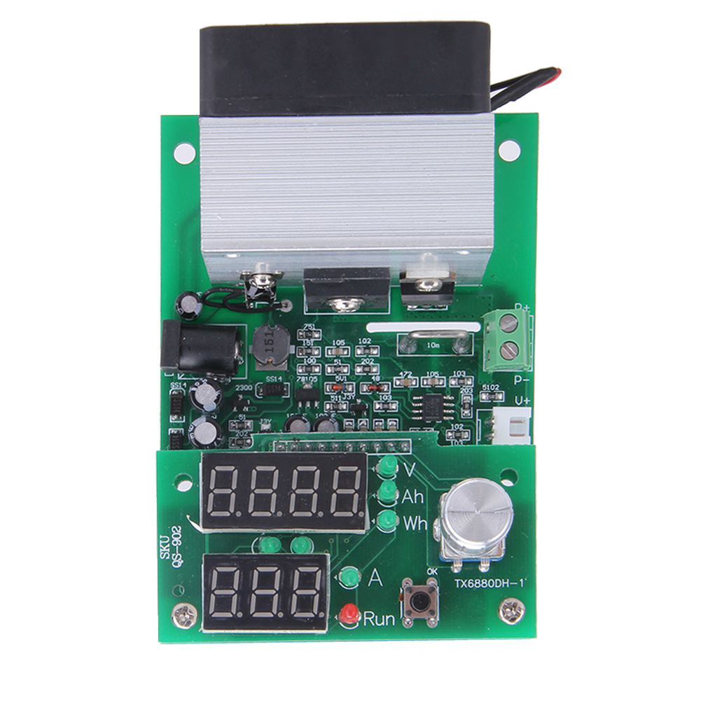 60W  Constant Current Electronic Load Tester Discharge 9.99A 30V Battery Capacity Tester  цены