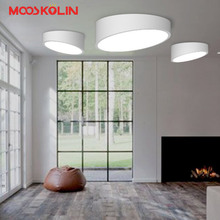 цена Modern Led Ceiling Lights For Indoor Lighting plafon led Round Ceiling Lamp Fixture For Living Room Bedroom Study luminaria teto