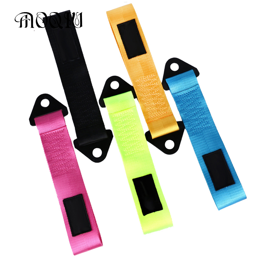 Free Shipping Towing Ropes Towing Hook Towing Car Trailer Belt Will React Overall Nylon Strap Tow Ropes Without Screws and Nuts