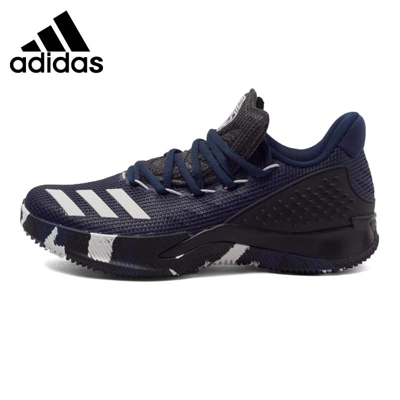 Original Nouvelle Arrivée Adidas BALLE 365 BAS Hommes de Basket-Ball Chaussures Sneakers