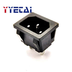 Yongyetai Power-Socket AC AC-05 Three-Pin 15A/250VAC