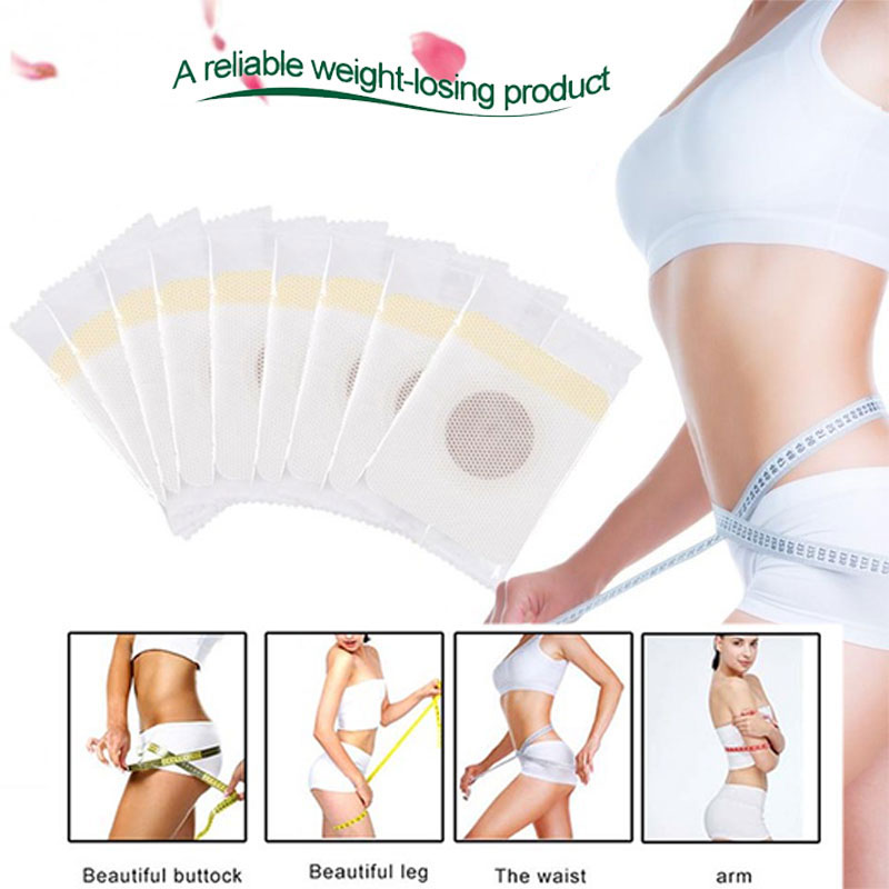 15/30Pcs Slimming Stick Navel Sticker Slim Patch Weight Loss Fat Burning  Health Care Pads Detox Adhesive Sticker