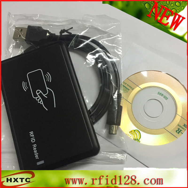 Free Shipping 125KHZ RFID ID EM Card Reader &Copier / Duplicater( T5557/ T5567/T5577/EM4305 / 4200 ) For Access Control