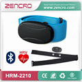 BLE Pulse HRV Sensor Bluetooth Heart Rate Chest Strap for Aerobic Exercise