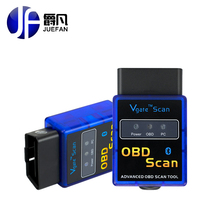 2017 High Quality Super Mini ELM327 Bluetooth V2 1 OBD2 Auto Code Reader Mini 327 Car