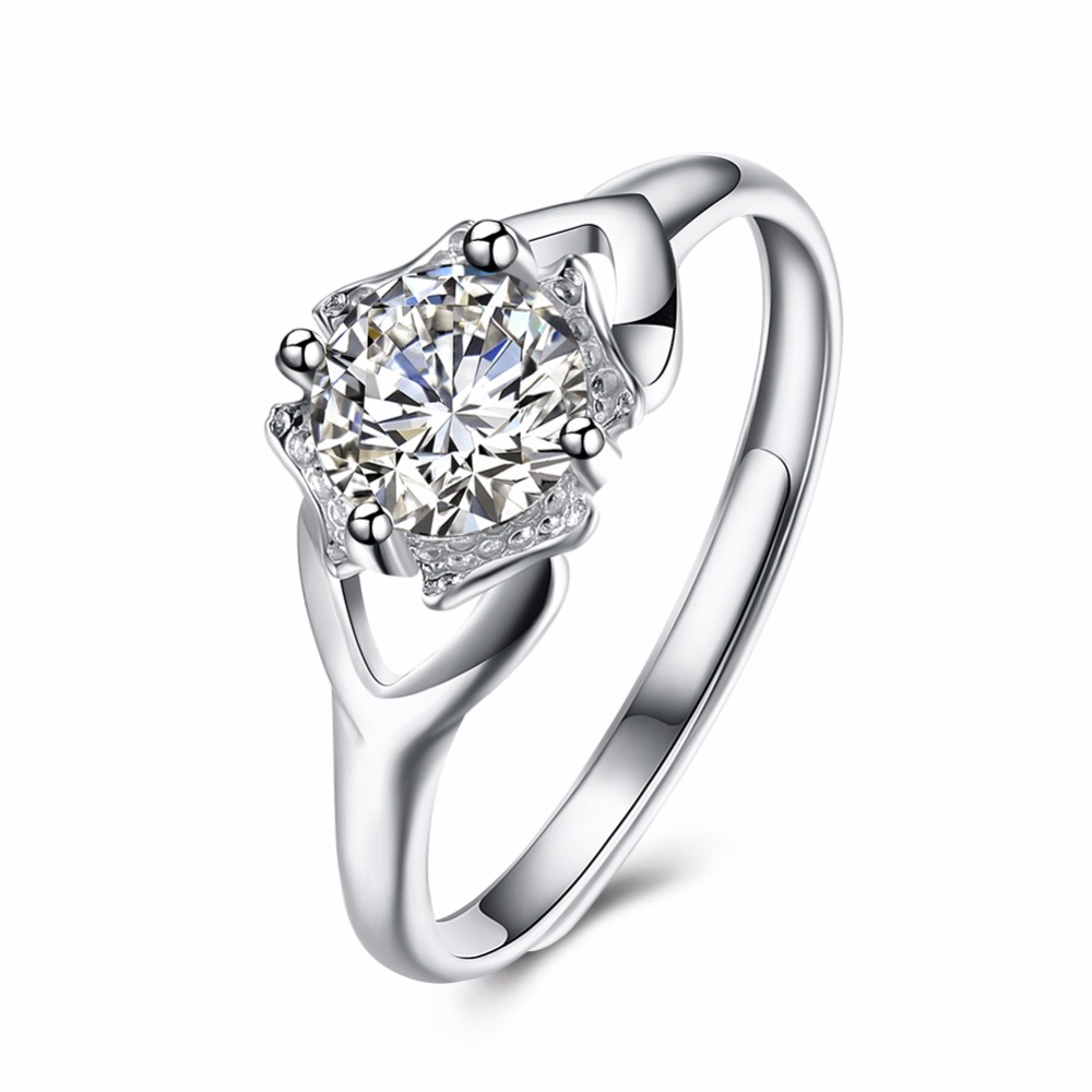 Cleaning Rings: SH R0001 925 Ring With AAA Clean Cz Ring,Fashion,Mystical