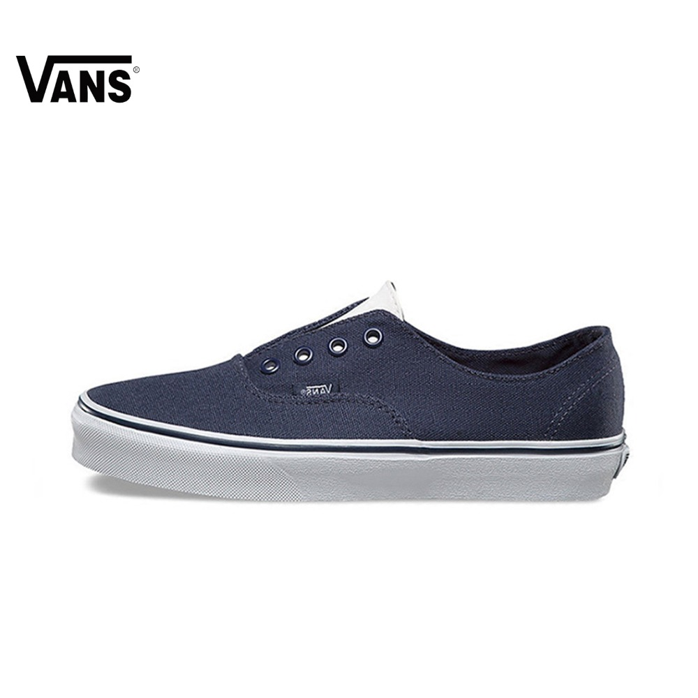 Original Vans Men's and Women's Unisex Skateboarding Shoes Canvas Shose Sports Shoes Sneakers free shipping