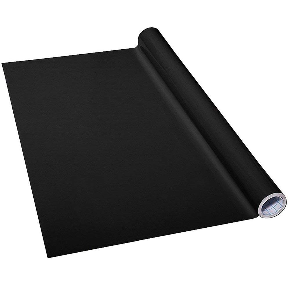 Environmentally PVC Blackboard Removable Chalkboard Contact Paper Roll Self Adhesive Blackboard Paper For Wall