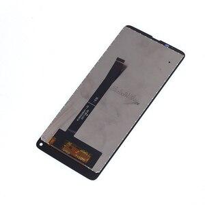 Image 5 - الأصلي ل VKworld S8 جديد شاشة الكريستال السائل محول الأرقام بشاشة تعمل بلمس ل VKworld S8 LCD الهاتف المحمول إصلاح أجزاء + أدوات مجانية