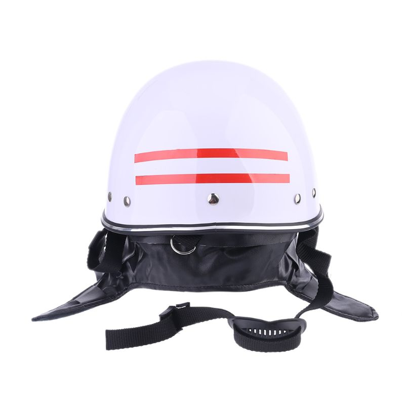 Rescue Helmet Firefighter Helm Protective Safety Cap Fire Hat L29k