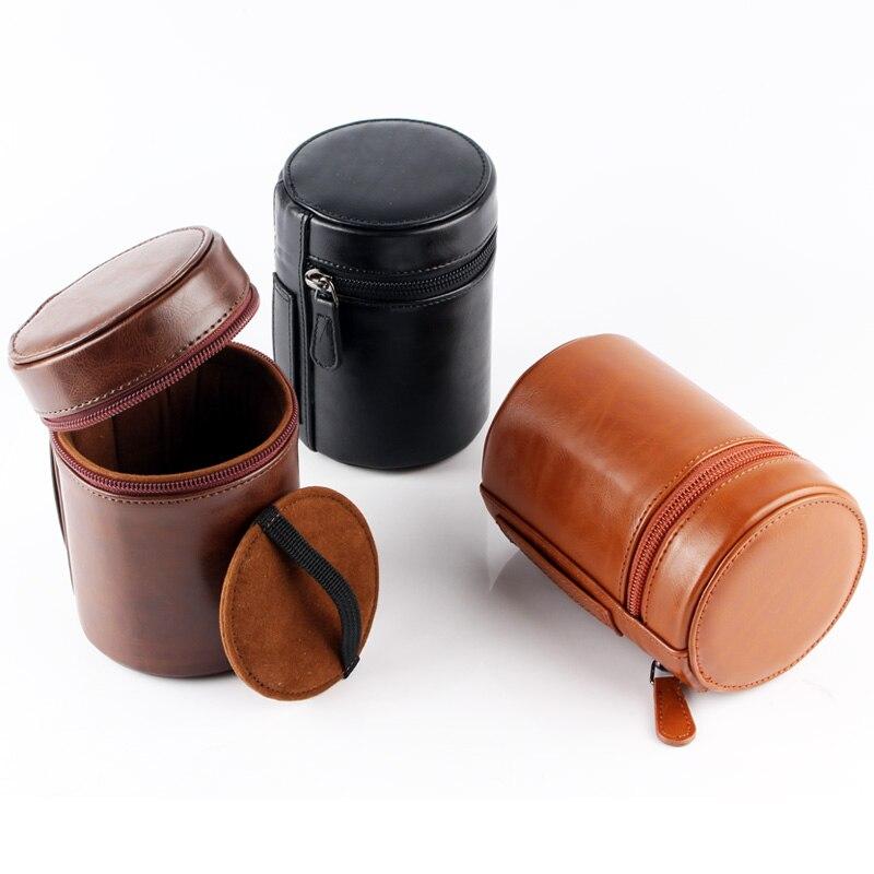 Жесткий Объектив Камеры Сумка Для Nikon 85-1.8 Г 24-120 18-105 17-35 35-1.4 Г 85-1.4 Г 18-200 85-1.4D 70-300 55-200 10-24 18-35