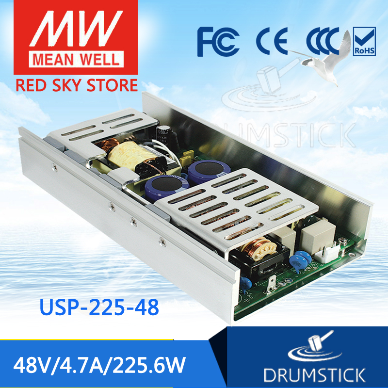 Advantages MEAN WELL USP-225-48 48V 4.7A meanwell USP-225 48V 225.6W Single Output with PFC Function Power Supply advantages mean well usp 225 24 24v 9 4a meanwell usp 225 24v 225 6w single output with pfc function power supply