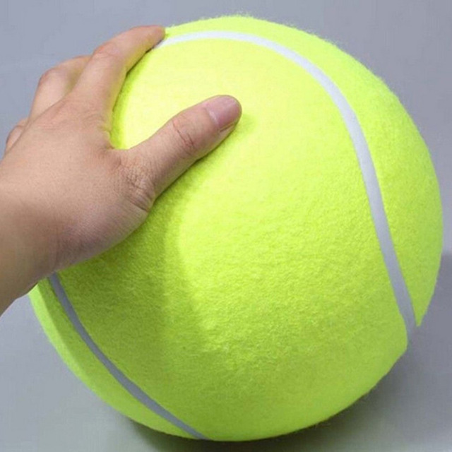 Giant  Dog Tennis Ball 5