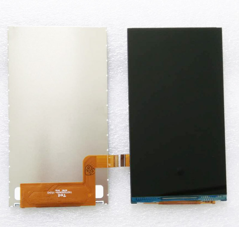 Test ok For Wiko Lenny 2 LCD Display Screen Replacement Part With 3m Tape For Micromax Spark 2 Q334 1PC/Lot