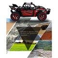 Profissional de Velocidade RC Buggy RC Carro Da Moda 20 km/h GS04B X-cavaleiro 2.4G Unidade 4 Roda Pé Grande Controle Remoto Radio Rock Crawler