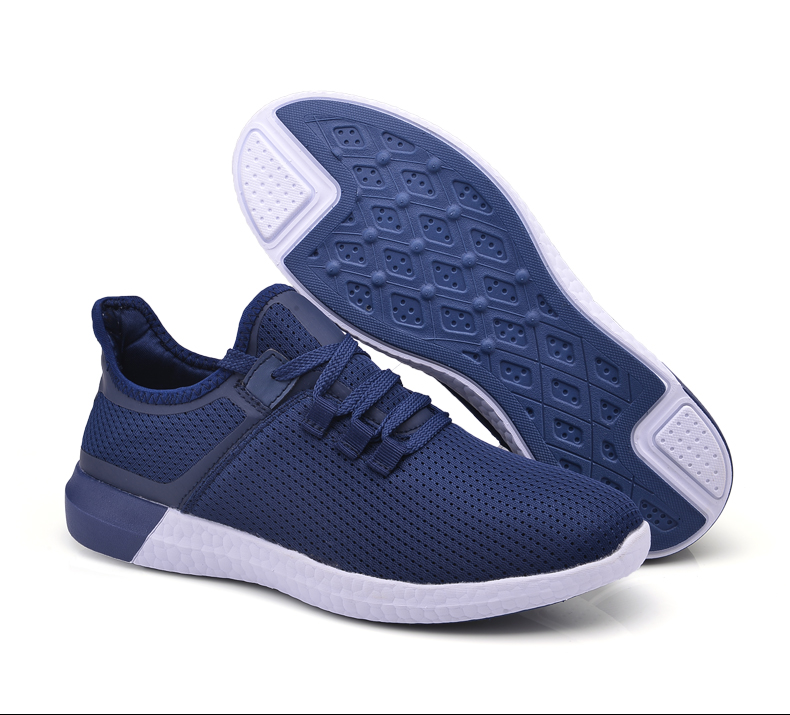 UNN Unisex Running Shoes Men New Style Breathable Mesh Sneakers Men Light Sport Outdoor Women Shoes Black Size EU 35-44 32