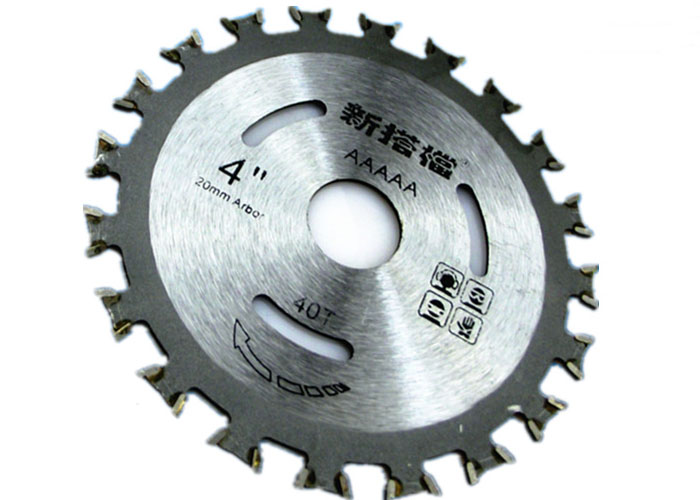 5pcs 4 Inch 40 Teeth Saw Blade Wheel Discs For Wood