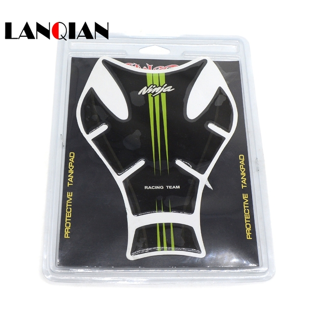 3d motorcycle decal gas fuel tank pad protector skull racing sticker