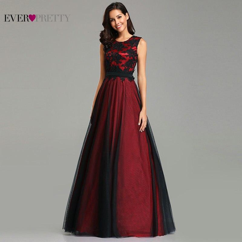 Vestido de Festa Longo Real Photo Lace Appliques Long   Prom     Dresses   2018 Cheap Evening Party   Dresses   Robe De Soiree Longue