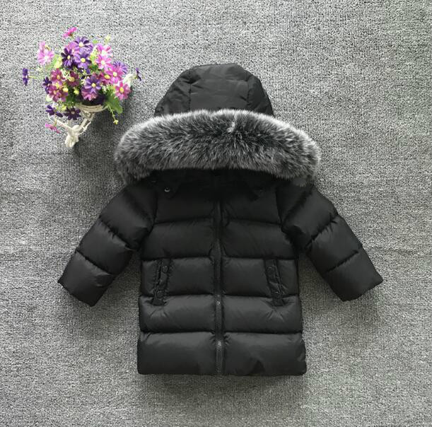 New-2017-Thickened-Girls-Winter-Jackets-2-6T-Children-Outerwear-Winter-Coats-duck-down-Coat-for-Boys-parka-4-colour-snow-wear-1