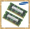 Оперативная память для ноутбука Samsung, 4 Гб, 2 Гб, 667 МГц, DDR2, 4G, 667, 5300S, 2G, 200-pin, бесплатная доставка