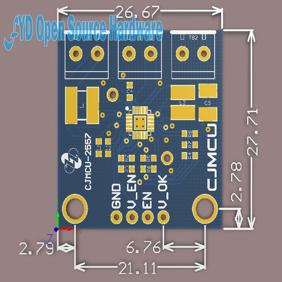 Image 3 - 1pcs CJMCU 2557 BQ25570 Nanopower Solar Power Boost Converter Energy Harvester-in Integrated Circuits from Electronic Components & Supplies