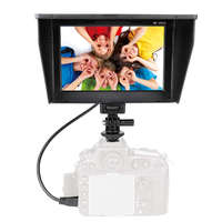 For Viltrox DC 70II 7 Inch Portable HDMI In Out Clip On High Definition LCD Monitor