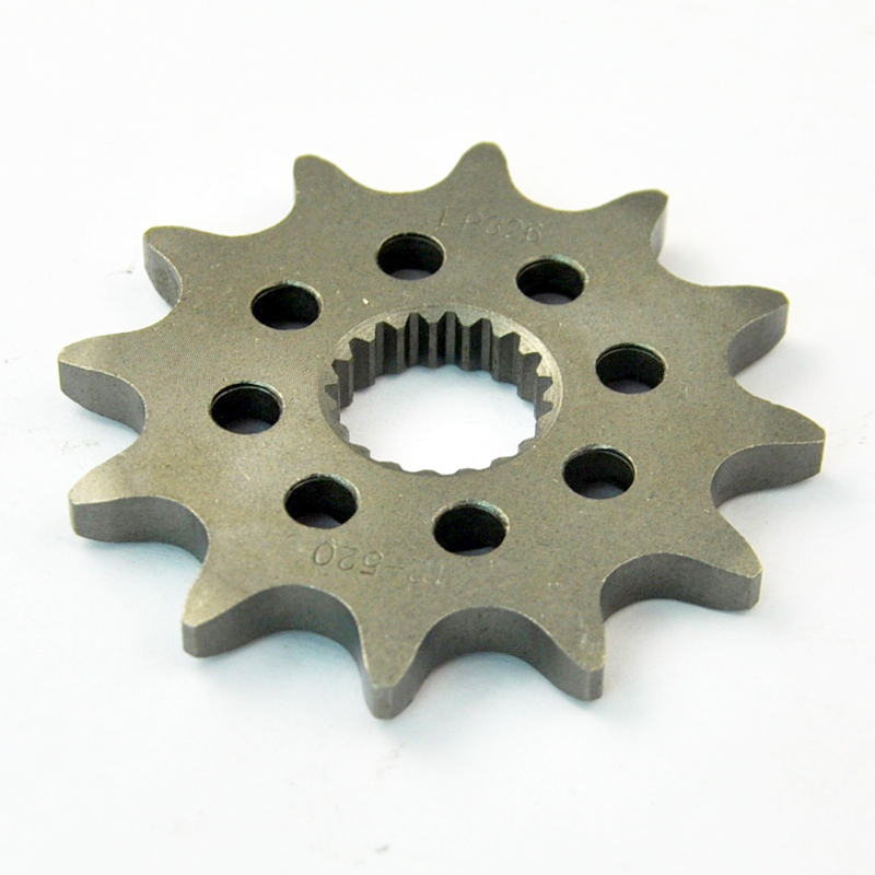 Motorcycle Front Sprocket  Pinion 520 12T 13T For Honda Off Road CR125RV CR125 RR RH RJ RK RL RM RN RP
