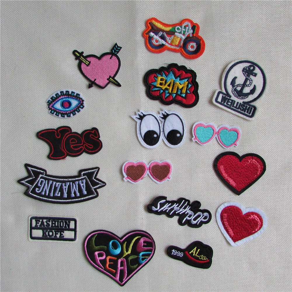 Aliexpress.com  Buy Hot Sale Fashion Patch Hot Melt ...