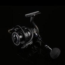 Spinning Reel Fishing 2000 3000 4000 5000 9BB 5.2:1 Fishing Reel Super Light Weight Metal Left/Right Handle Fishing Reel outdoor