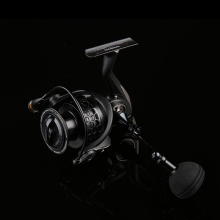 Spinning Reel Fishing 2000 3000 4000 5000 9BB 5.2:1 Fishing Reel Super Light Weight Metal Left/Right Handle Fishing Reel outdoor