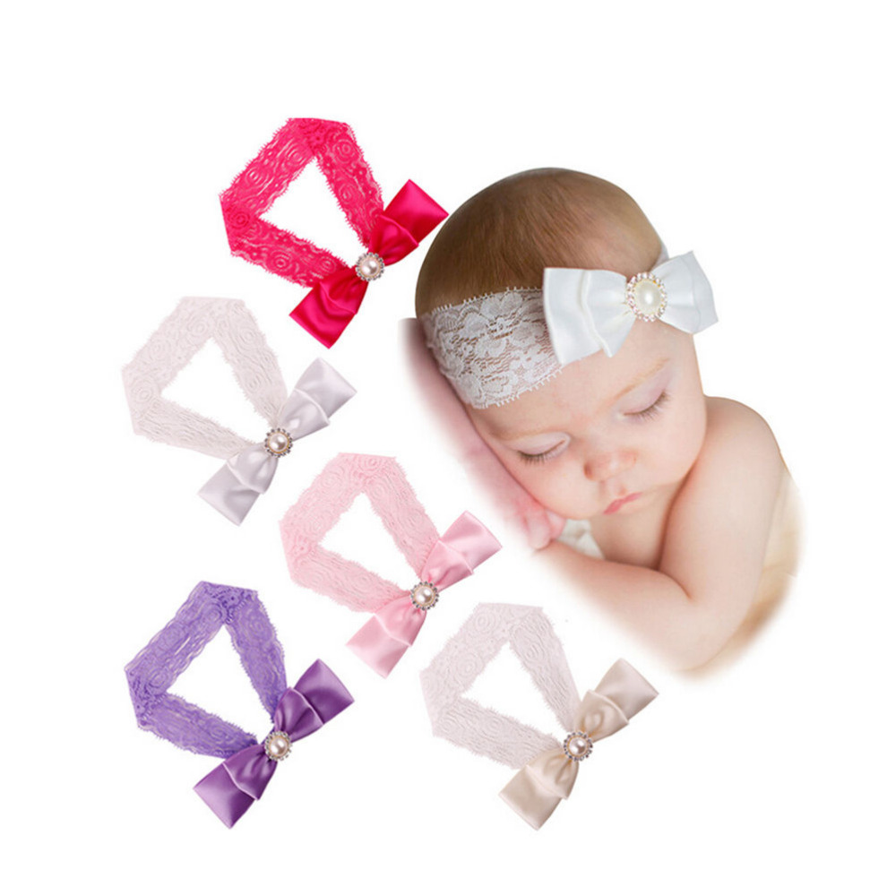 Lowest Price Baby Hair Bands Baby Head Wrap Headband Girls