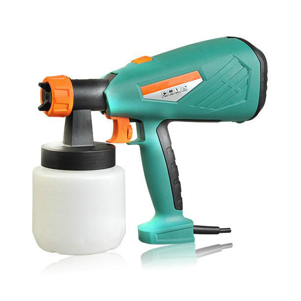 buy 650w electric spray gun paint spray. Black Bedroom Furniture Sets. Home Design Ideas
