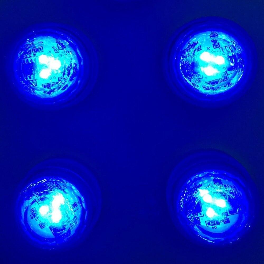12pcs / Lot SUPER Bright Putih Putih Hangat LED Menara Perkahwinan - Pencahayaan perayaan - Foto 2