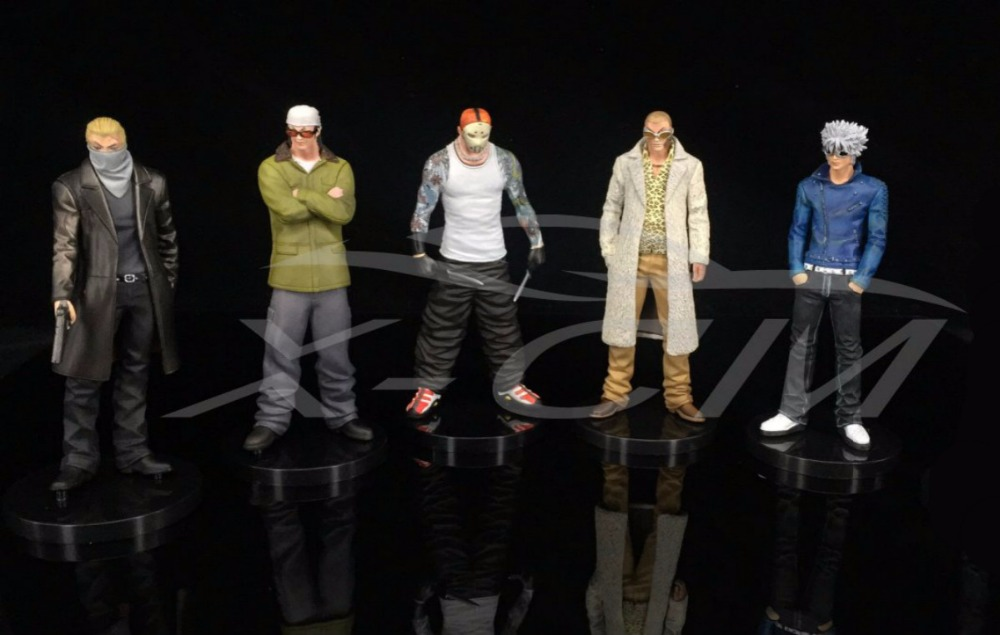 Resin Blacklist Crossroad Collection Resin Figure Set SMALL GIFT