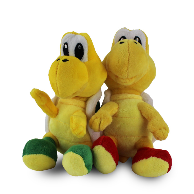 Buy Cheap 16cm 2color Super Mario Plush Toys Koopa Troopas Red Green Turtle Tortoise Stuffed Soft Plush Doll Cute Animal Toys Kids Gifts Sales Of Quality Assurance
