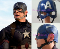 The Avengers Endwert Captain America Steve Rogers Helm Maske Replik Benutzerdefinierte Cosplay Prop