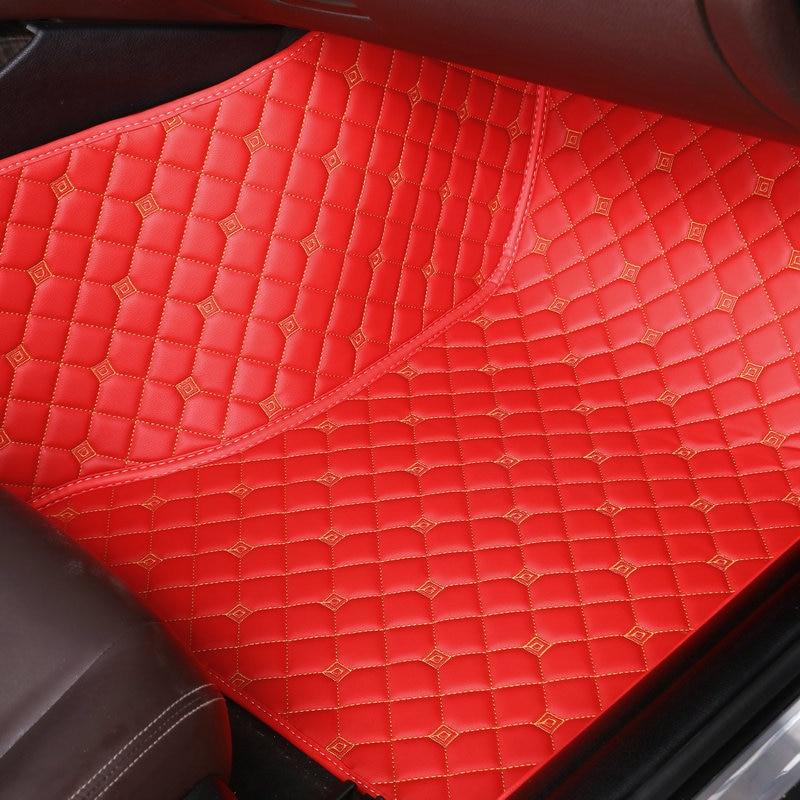 Custom fit car floor mats for Ford Edge Escape Kuga Mondeo Ecosport Explorer Focus Fiesta car styling carpet liner     Custom fit car floor mats for Ford Edge Escape Kuga Mondeo Ecosport Explorer Focus Fiesta car styling carpet liner