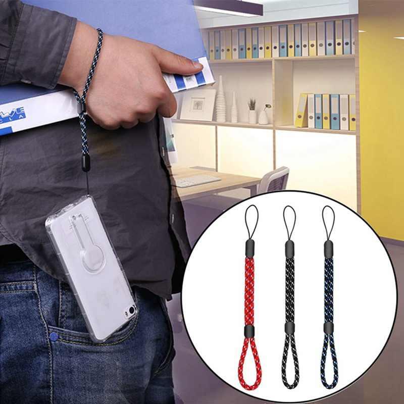 Регулируемые Наручные Ремни шнурок-браслет для телефонов IPhone X samsung камера USB флэш-ключи аксессуары для телефонов